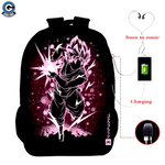 Goku Black Backpack