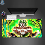 Broly Mouse Pad