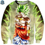 Broly Sweater