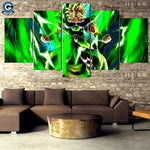 Broly Wall Art