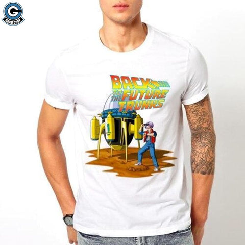 DBZ Trunks Shirt