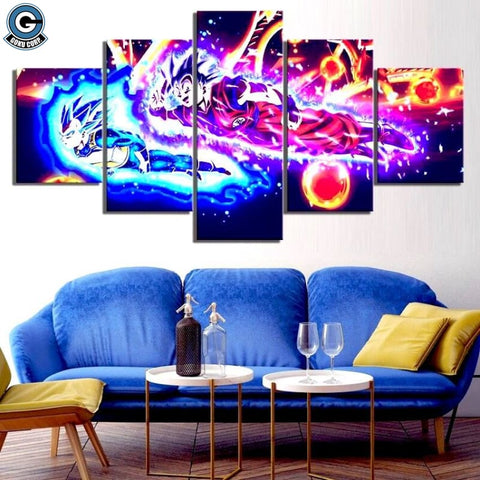 DBZ Canvas
