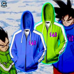 DRAGON BALL SUPER BROLY JACKETS