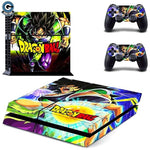 Dragon Ball Super PS4 Skin - Broly