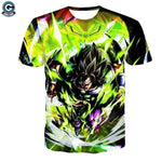 Dragon Ball Super Broly T-Shirt