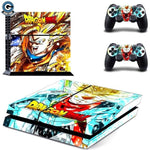 Dragon Ball Z PS4 Skin - Trunks Super Saiyan Rage