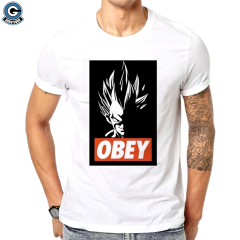 Dragon Ball Z Vegeta T-Shirt | Goku Corp