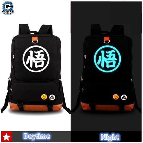 Dragon Ball Z Backpack - Goku Symbol