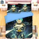 Dragon Ball Bed Cover