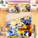 Dragon Ball Z Bed SeT