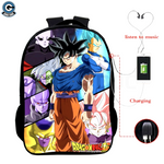 Dragon Ball Z Bookbag
