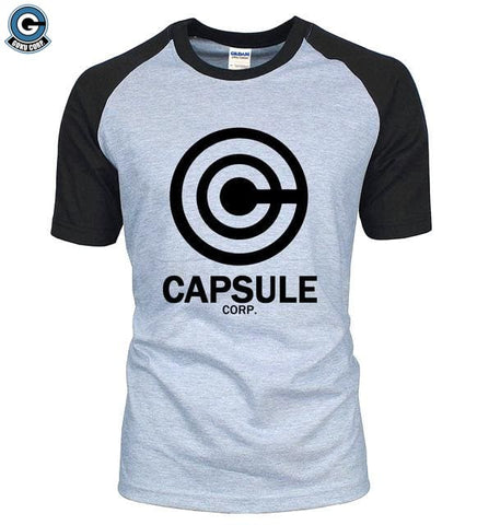 Dragon ball z capsule corp shirt