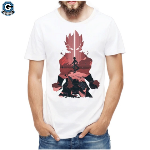 Frieza Goku Shirt