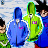 GOKU AND VEGETA JACKETS