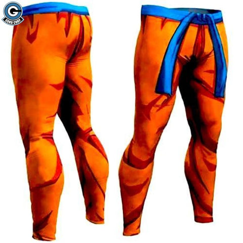 Goku Leggings
