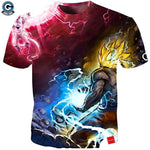Goku Frieza T-Shirt