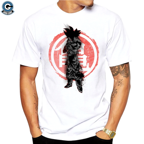 Goku Ultra Instinct Shirt