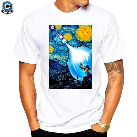 Goku and Vegeta Shirt