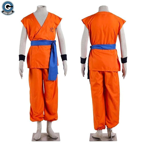 GOKU SUPER SAIYAN BLUE COSTUME
