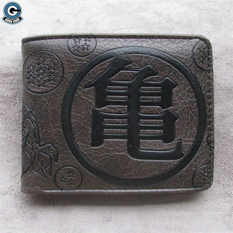 Dragon Ball Z Leather Wallet