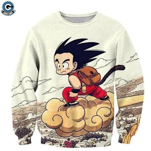 Kid Goku Sweater