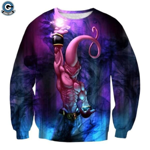 Majin Buu Sweater
