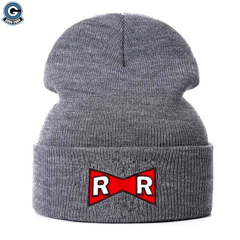 Red ribbon army beanie