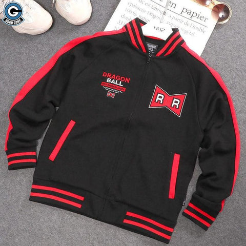 Red Ribbon Jacket