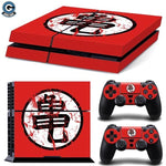 Skin Dragon Ball PS4
