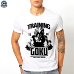 Training to Be Goku Shirt