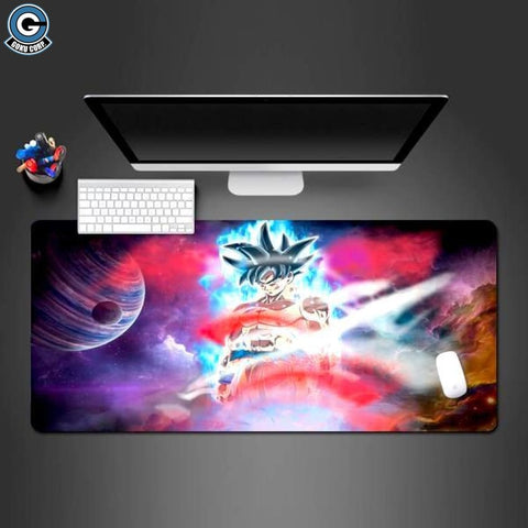 Ultra Instinct Goku Mouse Pad