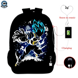 Vegeta Backpack
