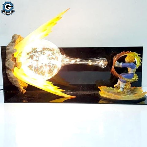Vegeta Final Flash Lamp