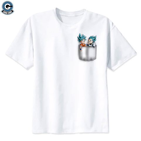 Vegeta Pocket ShirT