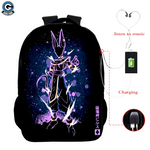 Beerus Backpack