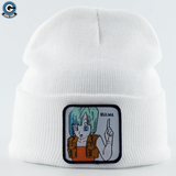 dragon ball z beanie - bulma