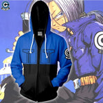 Trunks Capsule Corp Jacket