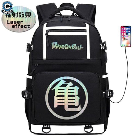 Dragon Ball Backpack - Kame Symbol