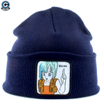 dragon ball beanie - bulma