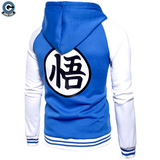 dragon ball symbol jacket