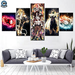 Dragon Ball Wall Art