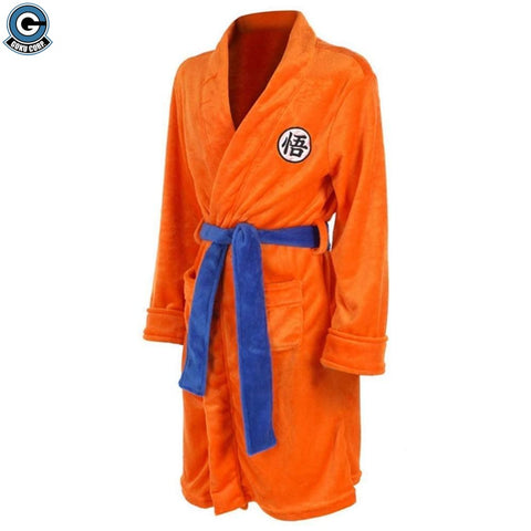 Dragon ball z bathrobe