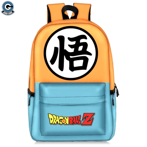 Dragon Ball Z Book Bag