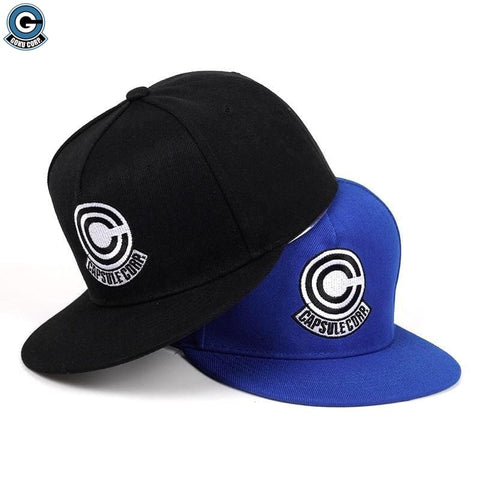 Dragon ball z capsule corp hat