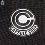 Dragon ball z capsule corp patch