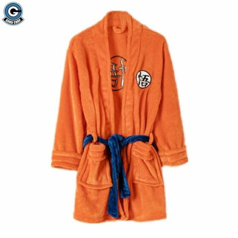 Dragon ball z dressing gown