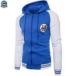 dragon ball z goku gi jacket