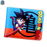 Dragon Ball Z Goku Wallet