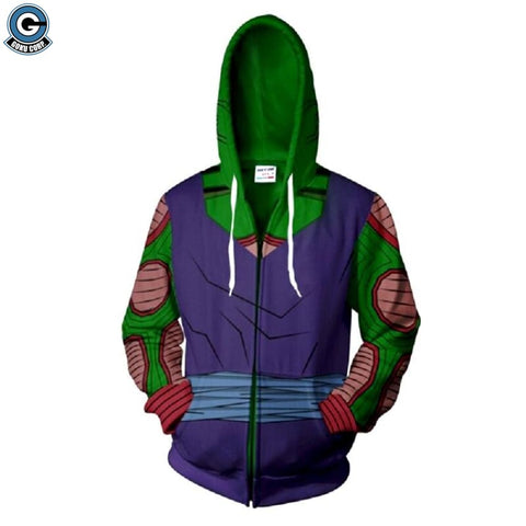 Dragon Ball Z Piccolo Jacket
