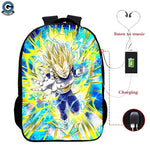 Dragon Ball Z Vegeta Bag